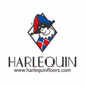 Logo: Harlequin Floors