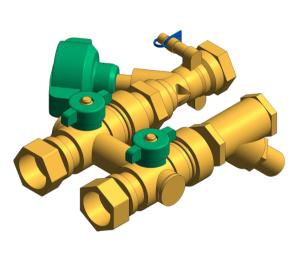 hattersley hook up valves