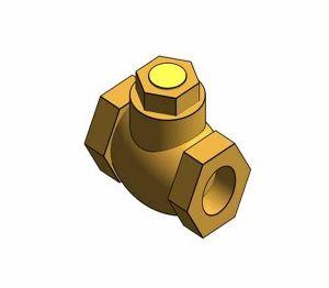 Product: Fig. 42 - Check Valves - Bronze - Horizontal Lift