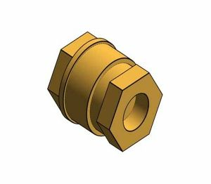 Product: Fig. 49 - Check Valve - Bronze - Vertical Lift Pattern