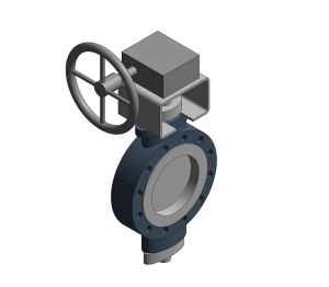 Product: Fig. 4993G - SBV - Steel Fully-lugged Double Regulating Valve - PN40