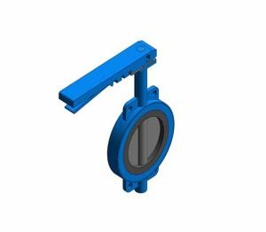 Product: Fig. 950W - Semi-lugged Wafer Pattern Butterfly Valve
