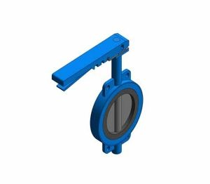 Product: Fig. 951 - Semi-lugged Butterfly Valve