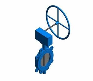Product: Fig. 970WG - Fully-lugged Butterfly Valve