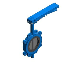 Product: Fig. 973 - SBV - Ductile Iron with Double Regulating Feature