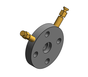 Product: Fig. M4000 - Static Balancing Valves - Stainless Steel Metering Solutions