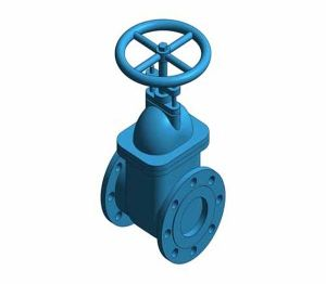 Product: Fig. M540 - Gate Valve - Cast Iron