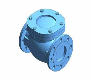 Product: Fig. M650 - Check Valves - Ductile Iron - Swing Pattern