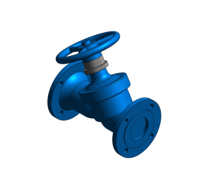 Product: MH733 - Double Regulating Valve