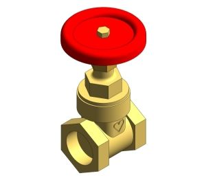 Product: Bronze Gate Valve - HV5520