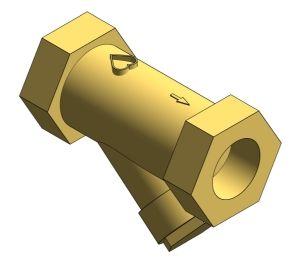 Product: Bronze Y Type Strainer - 12662