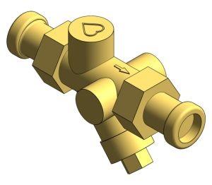 Product: C4111 Pressfit Y Type Strainer