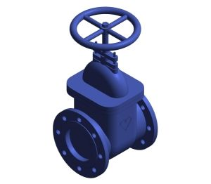 Product: Cast Iron Gate Valve - HV5150