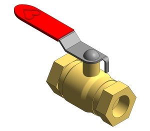 Product: Compression Ball Valves - 12190-04