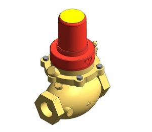 Product: Differential Pressure Control Valve - 14007