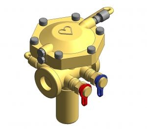Product: PIBCV Combination Valve - 14001