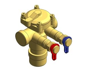 Product: PICV - Pressure Independent Control Valve - 14006 SMART