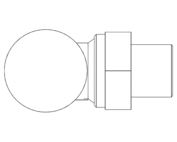 Revit, Bim, Store, Components, MEP, Object, Herz, Valves, Plumbing, Fixtures, 13, Metric, thermostatic, radiator, valve, angle, reverse, body, 17264