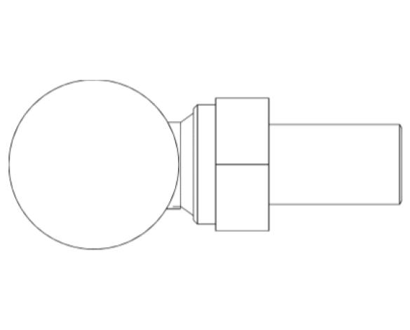 Revit, Bim, Store, Components, MEP, Object, Herz, Valves, Plumbing, Fixtures, 13, Metric, thermostatic, radiator, valve, angle, reverse, body, 17628