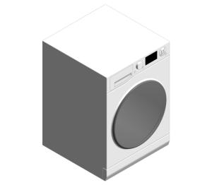 Product: Washing Machine - Ultima S-Line - RZ 1066 W UK