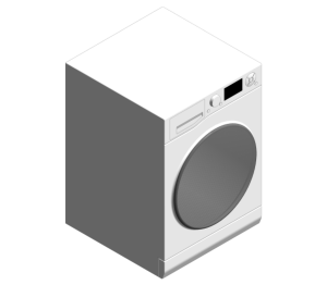 Product: Washing Machine - Ultima S-Line - RZ 1066 W UK