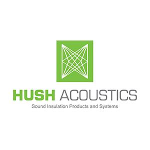 Logo: Hush Acoustic Products LTD