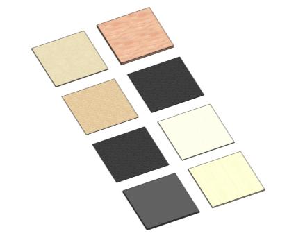 Hush, Acrostics, Floor, Components, Buildups, System, Bim, Revit, 2014