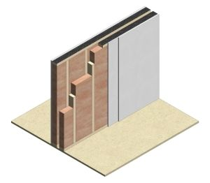 Product: Hush Wall Build Ups/Systems