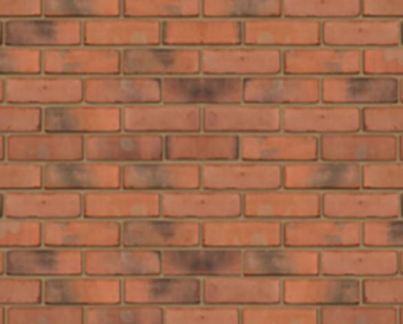Image of the Ibstock clay facing brick.