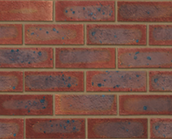 Image of the Ibstock clay facing brick.