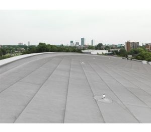 Product: Cosmofin Fully/Partially Adhered Warm Roof System