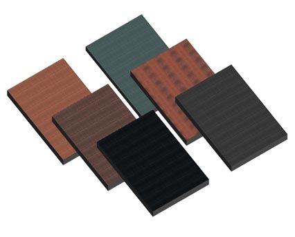 Revit, BIM, Download, Free, Components, Icopal, Decra,tile,tiles, Roof, System, classic,lightweight,aluminium,steel,panels,traditional,appearance, terracotta,teak,shiny,black,sea,green,anthracite,brindle