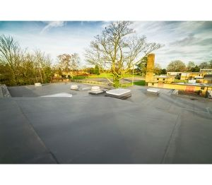 Product: Sureplan Adhered & Mechanically Fixed Warm Roof System