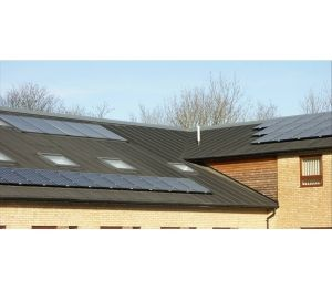 Product: Tectofin RV Fully/Partially Adhered Warm Roof System