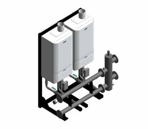 Product: Evomax - Low Height Condensing Boiler (Configurations)