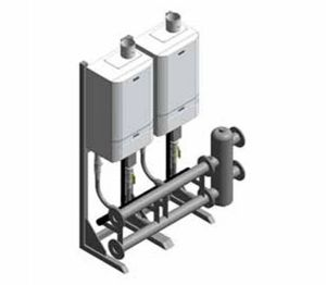 Product: Evomax - Wall Mounted Condensing Boiler (Configurations)