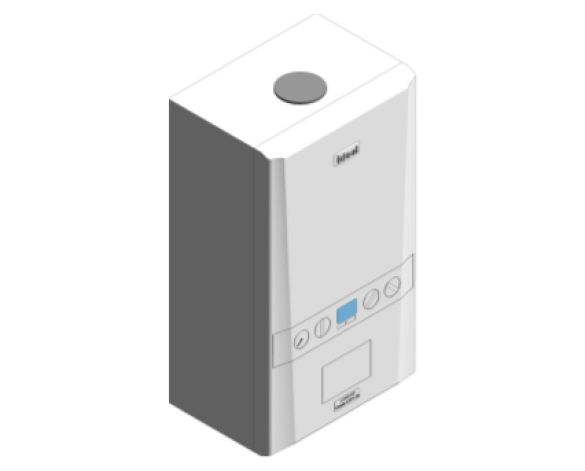 Ideal, Heating, Boiler, Logic, Combi, ESP1, Combination, Domestic, Hot, Water, kW, 24, 30, 35