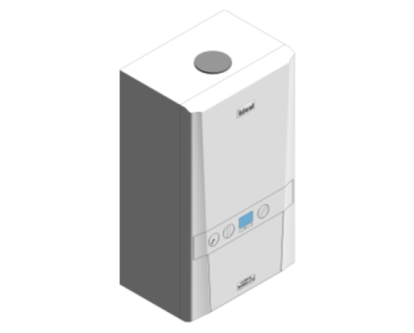 Ideal, Heating, Boiler, Logic, System, Domestic, Hot, Water, kW, 12, 15, 18, 24, 30