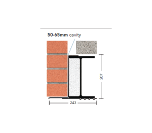 Product: Extreme Load Lintel - L6