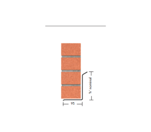 Product: Single Leaf Lintel - L10