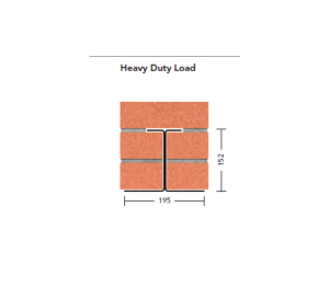 Product: Solid Wall Lintel - IBeam