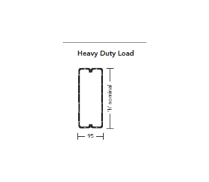 Product: Standard Load Lintel - BOX HD