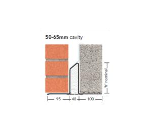 Product: Standard Load Lintel - L1/S