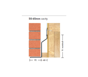 Product: Timber Frame Lintel - L7/HD