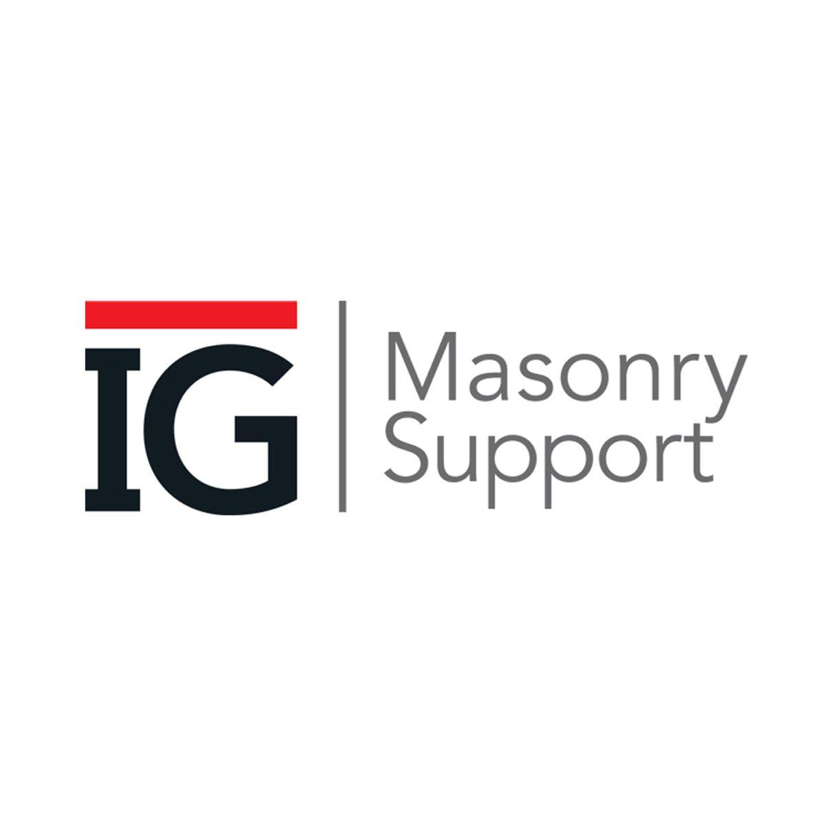 Logo: IG Masonry Support