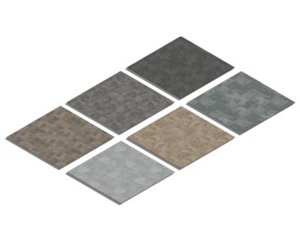 Content, Object, Component, BIM, Store, Revit, 14, Floors, Flooring, Carpet, System, Range, Composure