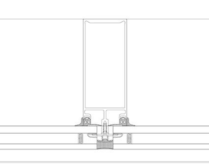 Revit, BIM, Store, Components, Architecture,Object,Free,Download,Kawneer,curtain,wall,system,AA100, 50mm,SSG