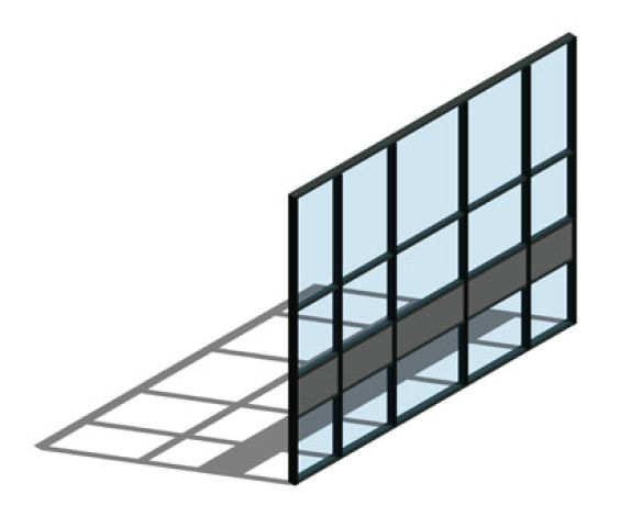 Revit, BIM, Store, Components, Architecture,Object,Free,Download,Kawneer,curtain,wall,system,65mm,AA110,mullion,drained