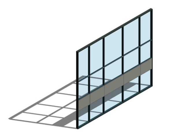 Revit, BIM, Store, Components, Architecture,Object,Free,Download,Kawneer,curtain,wall,system,AA110, 65mm,SSG