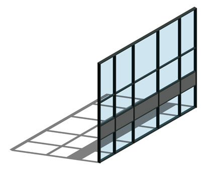 Revit, BIM, Store, Components, Architecture,Object,Free,Download,Kawneer,curtain,wall,system,65mm,AA110,zone,drained